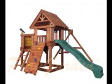 Playgarden Green Hill II с балконом