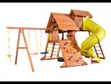 Playgarden Original Castle Turbo с 2 горками+пентхаусом