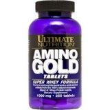 Ultimate nutrition Amino Gold Tabs 1000 мг