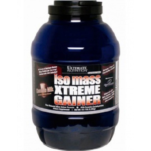 Гейнер Ultimate nutrition Iso Mass Xtreme