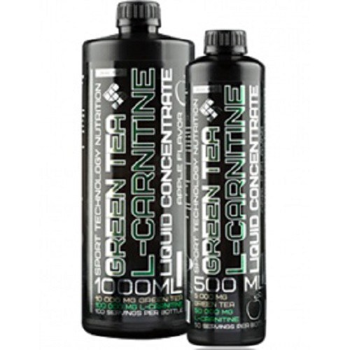 L карнитин sport tehnology nutrition L-Carnitine + Green Tea Liquid Concentrate